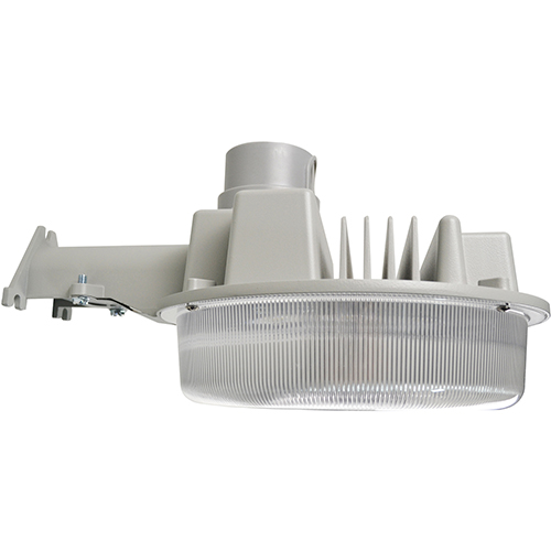 Gray LED Outdoor Area Light 58W