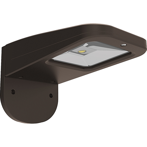 Nuvo Lighting Bronze Energy Star LED Outdoor Slim Wall Pack 11W
