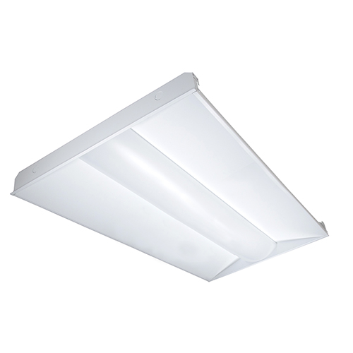 Nuvo Lighting White LED Troffer 4000K 6736 Lumens