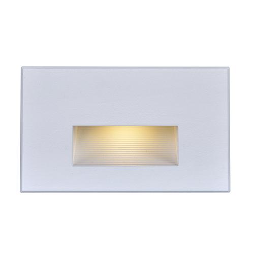 White LED Outdoor Horizontal Step Light