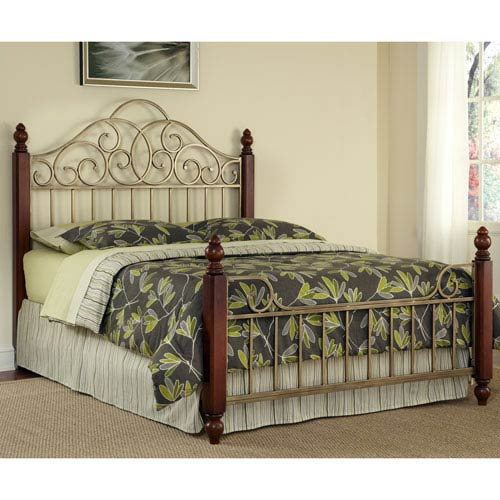 Home Styles Furniture St. Ives Queen Bed