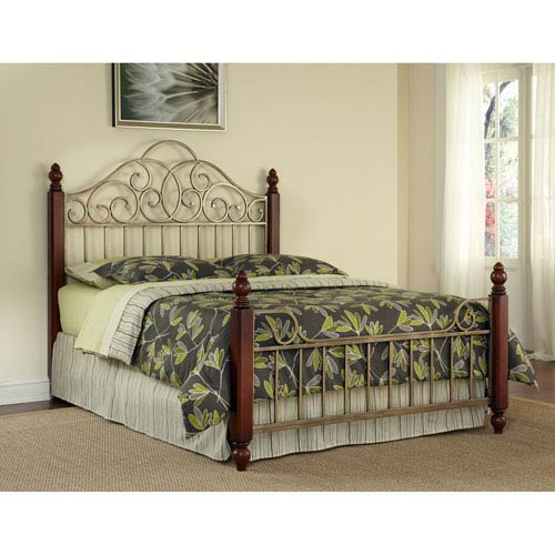 Home Styles Furniture St. Ives King Bed