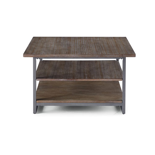 Home Styles Furniture Barnside Metro Square Coffee Table