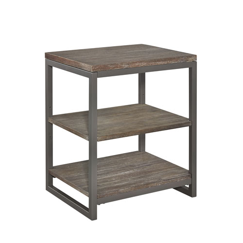 Home Styles Furniture Barnside Metro Night Table