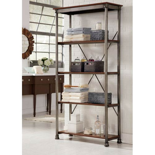 Home Styles Furniture The Orleans Multi-Function Shelves