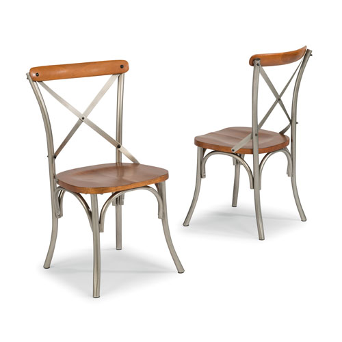 Home Styles Furniture Orleans Pair of Side Chairs