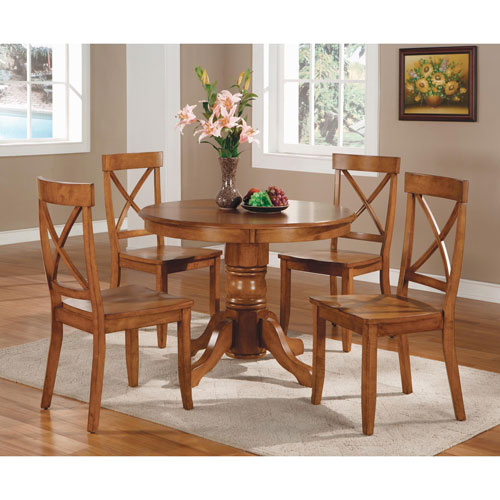 Home Styles Furniture Five-Piece Dining Set