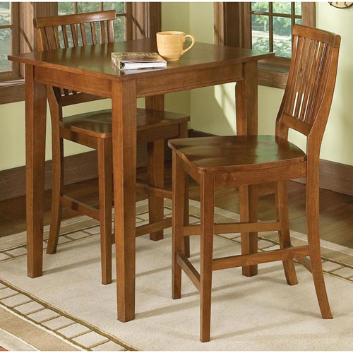 Arts and Crafts Three-Piece Bistro Set