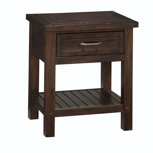 Home Styles Furniture Cabin Creek Night Stand