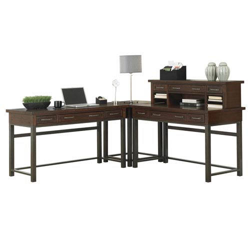 Home Styles Furniture Cabin Creek Corner L Desk