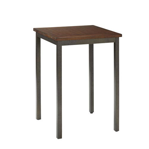 Cabin Creek Multi-Step Chestnut 42-Inch Bistro Table