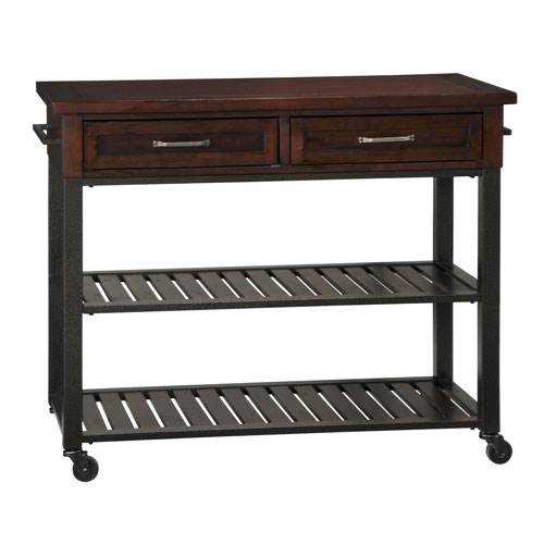 Home Styles Furniture Cabin Creek Kitchen Cart
