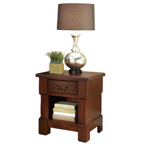Home Styles Furniture Aspen Night Stand