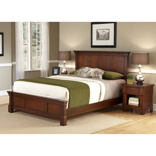 Rattan Wood Bedroom Sets Free Shipping | Bellacor