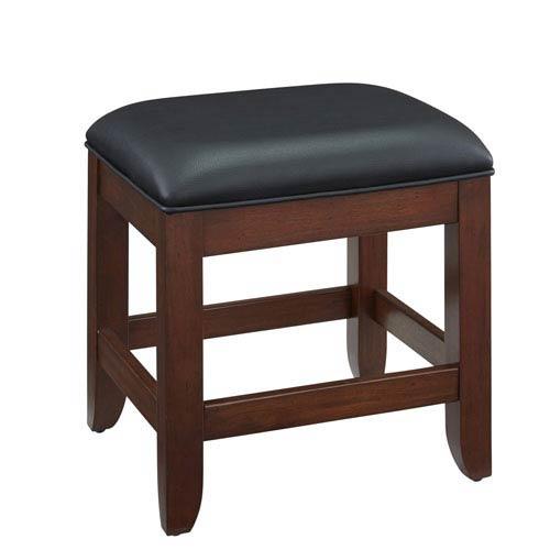 Home Styles Furniture Chesapeake Cherry Vanity Bench