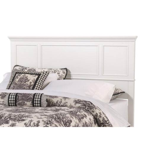 Home Styles Furniture Naples White, Naples White Queen Canopy Bed