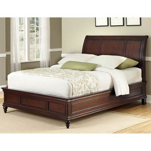 Home Styles Furniture Lafayette King Sleigh Bed