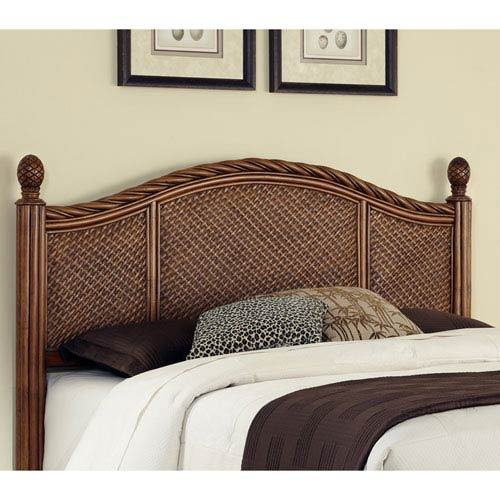 Home Styles Furniture Marco Island Queen and Full Headboard