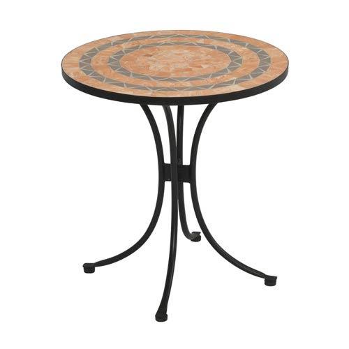 Terra Cotta Bistro Table