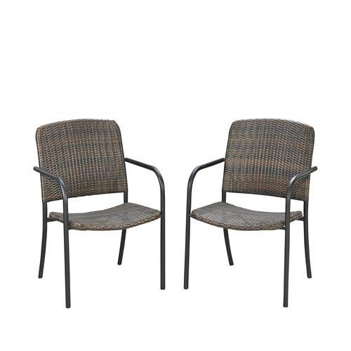 Laguna II Pair of Arm Chairs
