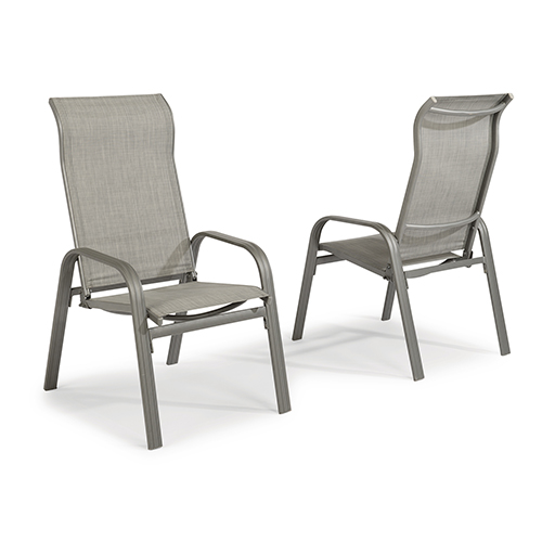 Home Styles Furniture Daytona Pair of Arm Chairs