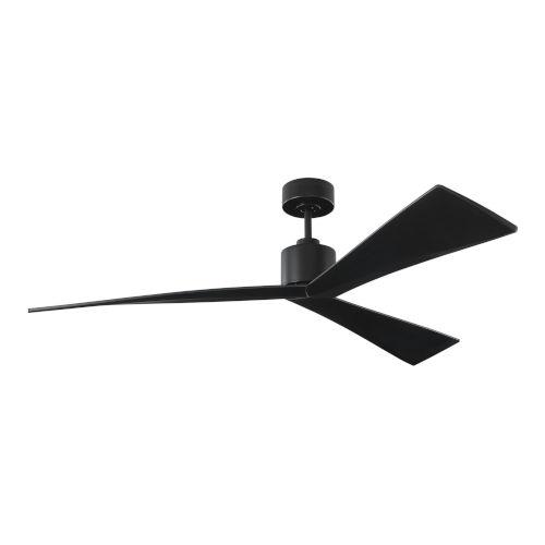 Adler Matte Black 60-Inch Ceiling Fan