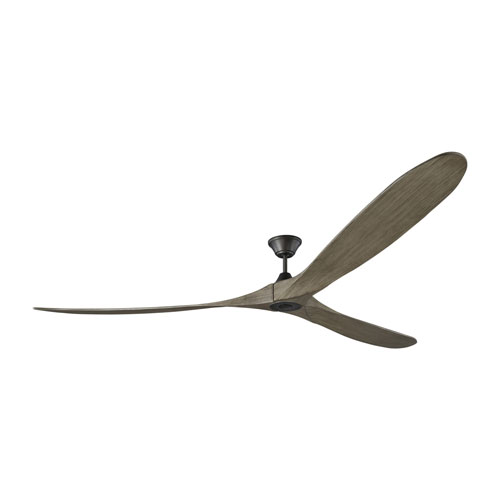 Monte Carlo Maverick Grand Aged Pewter 99-Inch Ceiling Fan