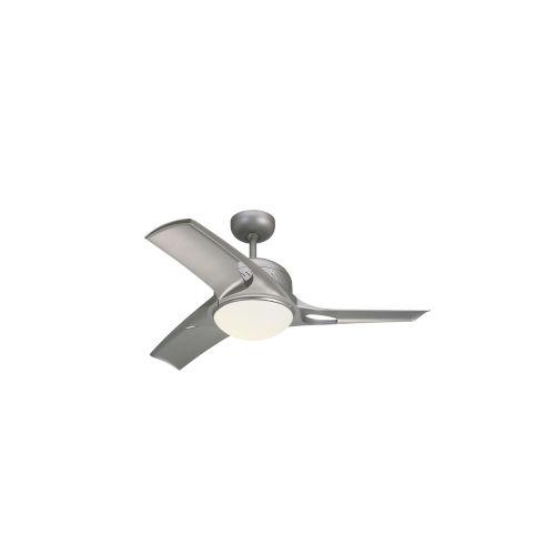 Mach Two Titanium 38-Inch LED Ceiling Fan