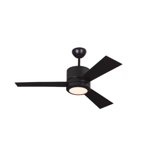 Vision II Oil Rubbed Bronze 42-Inch LED Ceiling Fan