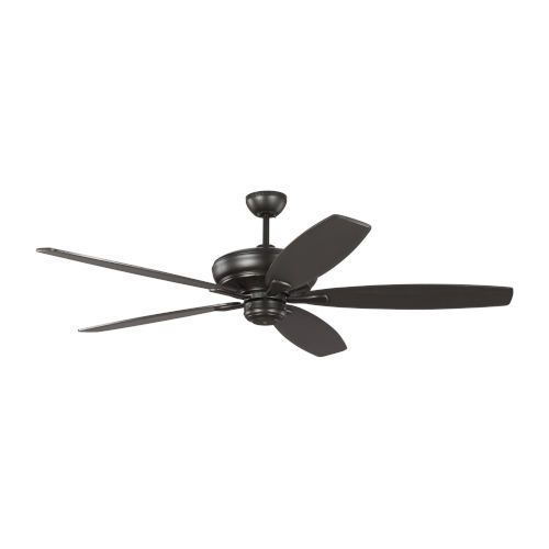 Dover Oil Rubbed Bronze 60-Inch Ceiling Fan