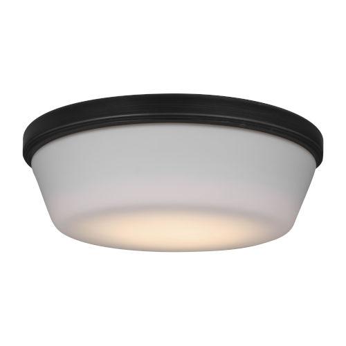 Dover Oil Rubbed Bronze 11-Inch LED Fan Light Kit