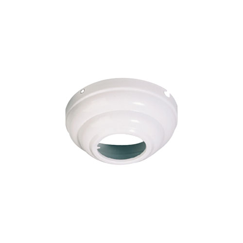 White Slope Ceiling Adapter