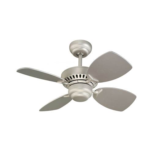 Colony II Brushed Pewter 28-Inch Ceiling Fan