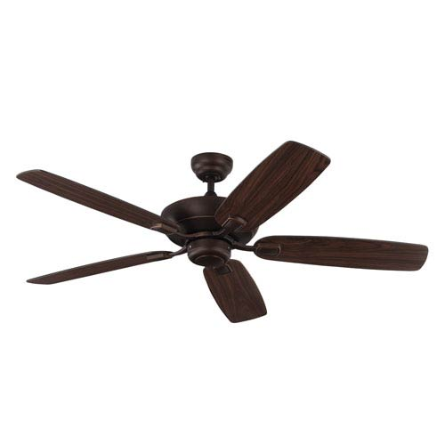 Colony Max Roman Bronze 52-Inch Ceiling Fan