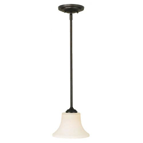 Feiss Barrington Oil Rubbed Bronze Mini Pendants