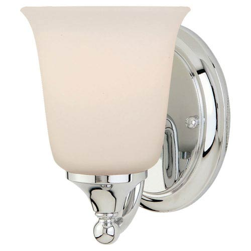 Feiss Claridge Chrome Vanity Fixture