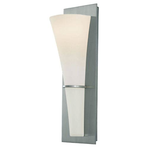 Feiss Barrington Brushed Steel Wall Sconce