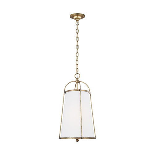 Stonington Antique Gild One-Light Chandelier