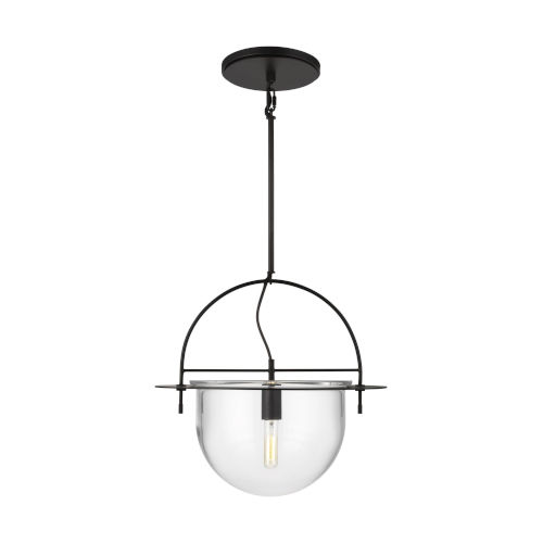 Nuance Aged Iron 18-Inch One-Light Pendant