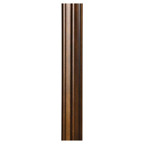 Feiss Universal Astral Bronze 84-Inch Outdoor Post