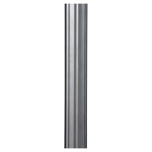 Feiss Burnished Bronze 84-Inch Outdoor Post
