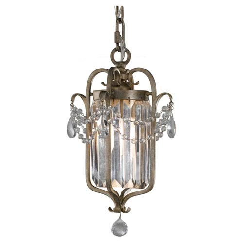 Gianna Gilded Silver Crystal Chandelier  sc 1 st  Bellacor & Victorian Pendant Lighting Antique Style Hanging Lights | Bellacor