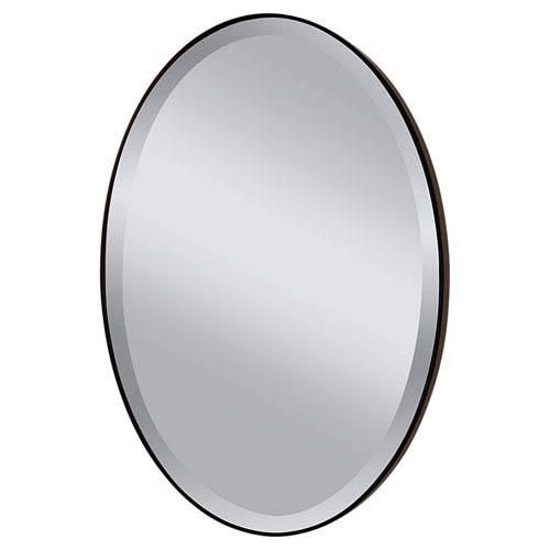 Feiss Johnson Oil Rubbed Bronze Mirror