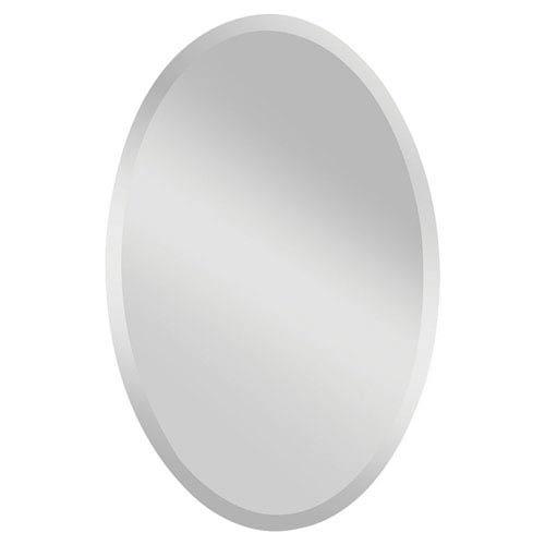 Infinity Oval Mirror