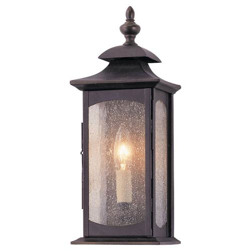 Feiss Market Square Small Outdoor Wall Mount