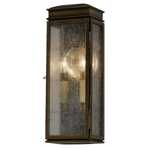 Whitaker Astral Bronze Outdoor Wall Light