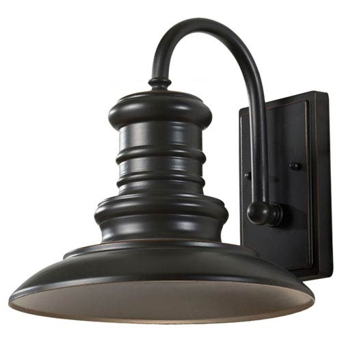 Redding Station Restoration Bronze  Outdoor Lantern Light