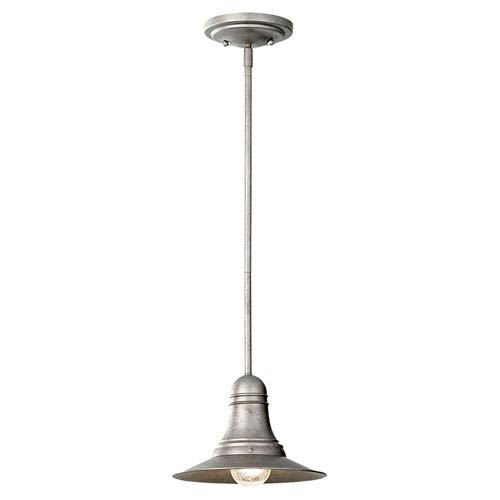 Feiss Urban Renewal Antique Pewter Pendant