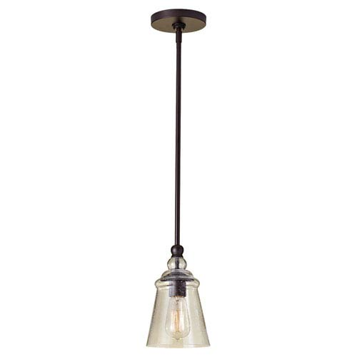 Urban Renewal Oil Rubbed Bronze Pendant