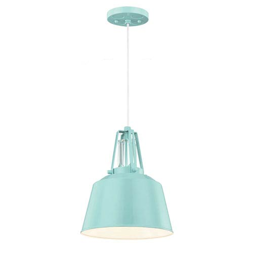 Freemont Hi Gloss Blue One-Light Mini Pendant